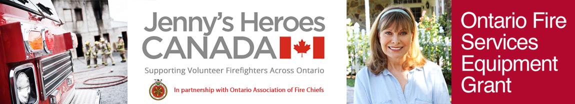 Jenny's Heroes Canada