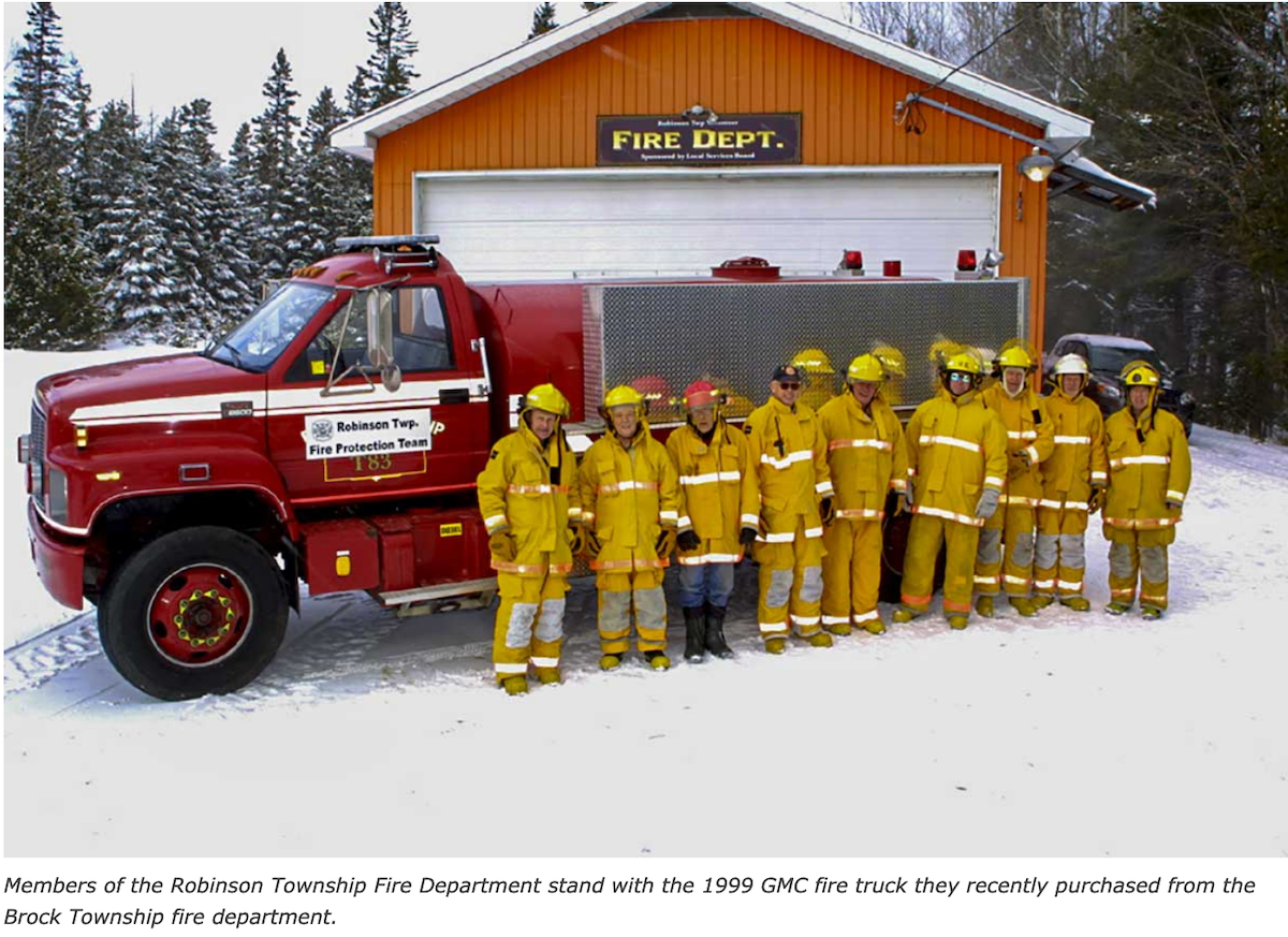 Jenny Jones Fire Services Equipment Canada