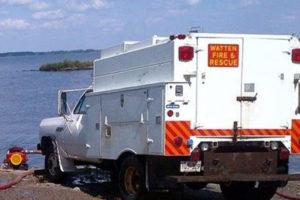 Watten, ON Fire Truck