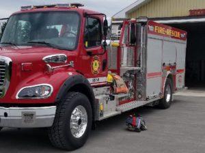 Horton Fire Truck