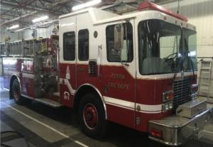 Perth Fire Services